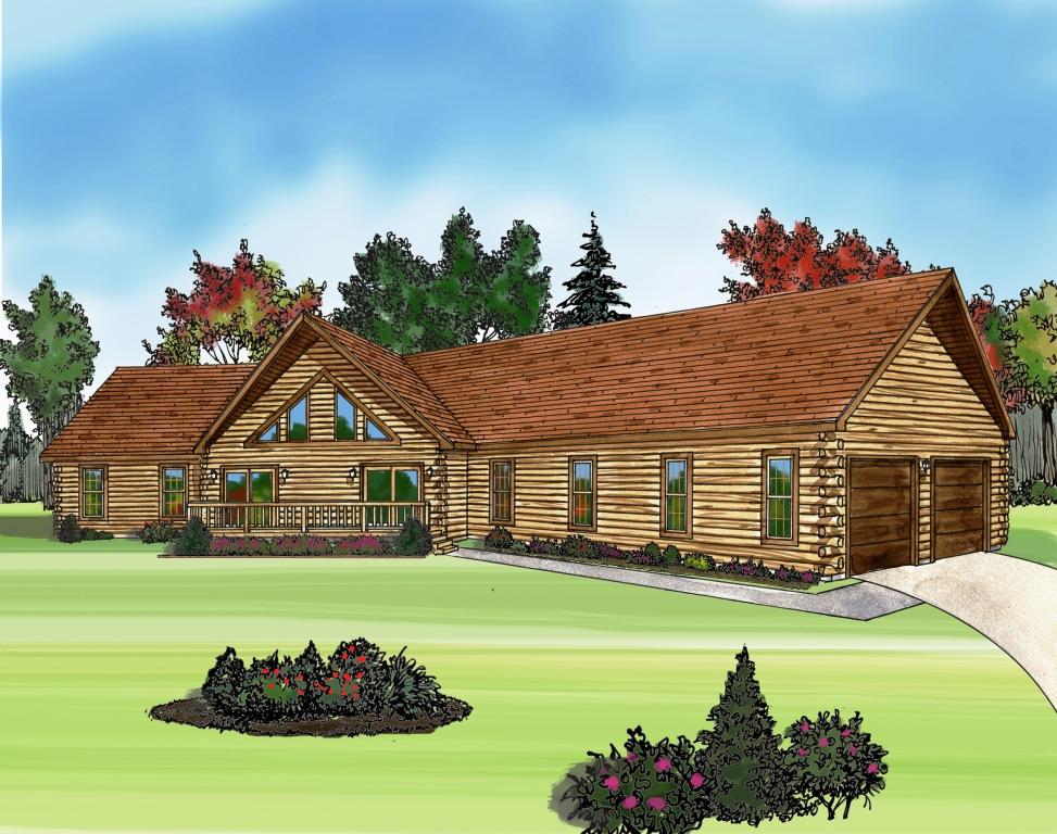 Modular floor plans for Adirondack lake house plans